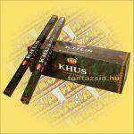 Kuszkusz - Indiai füstölő (HEM Khus)