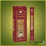 HEM Precious Chandan/HEM Indiai Szantál (Chandan) illatú indiai füstölő