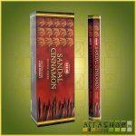 HEM Sandal Cinnamon/HEM Szantál Fahéj illatú indiai füstölő