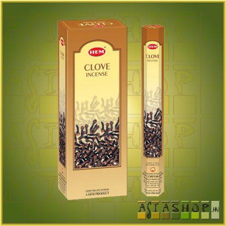 HEM Clove/HEM Szegfűszeg illatú indiai füstölő