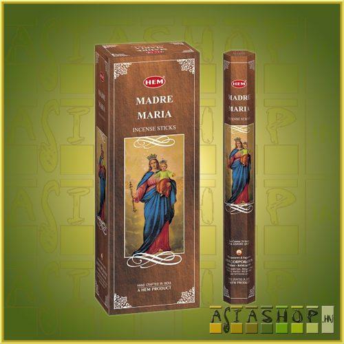 HEM Madre Maria/HEM Szűz Mária indiai füstölő