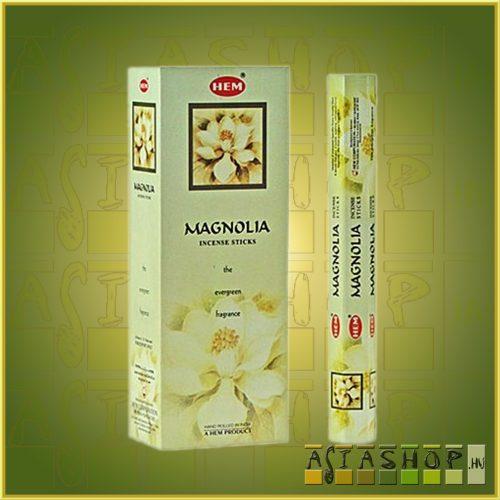 HEM Magnolia/HEM Liliomfa illatú indiai füstölő