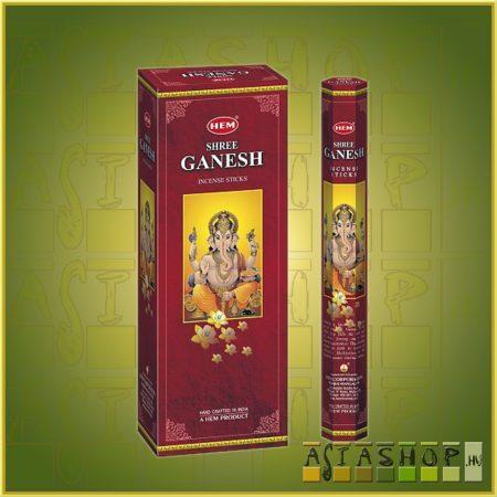 HEM Shree Ganesh/ HEM Ganésa indiai füstölő