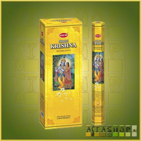 HEM Shree Krishna/HEM Krisna indiai füstölő