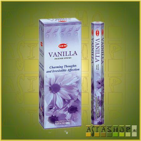 HEM Vanilla/HEM Vanília illatú indiai füstölő