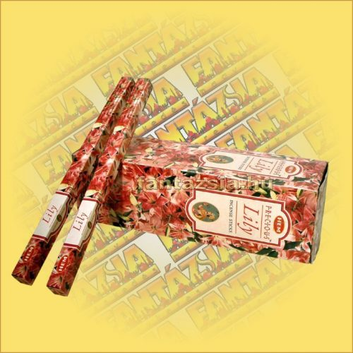 Liliom - Indiai füstölő (HEM Lily)