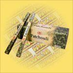 Pacsuli - Indiai füstölő (HEM Patchouli)