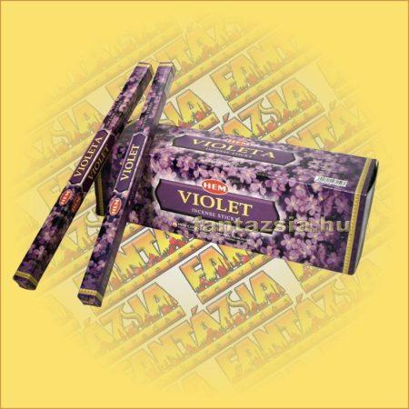Ibolya - Indiai füstölő (HEM Violet)