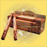 Sáfrány Indiai Füstölő / Tulasi Saffron