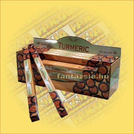 Kurkuma Indiai Füstölő / Tulasi Turmelic