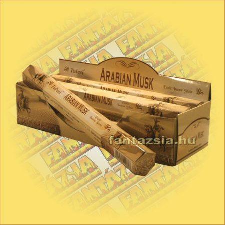 Tulasi Arab Pézsma füstölő/Arabian Musk