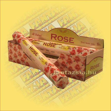 Tulasi Rózsa füstölő/Tulasi Rose