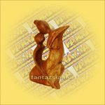 Absztrakt Sono Fa Figura 10 cm R