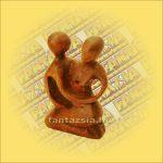 Absztrakt Sono Fa Figura 10 cm S