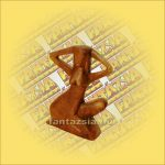 Absztrakt Sono Fa Figura 10 cm V