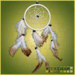 Álomcsapda (álomfogó) fehér 9cm