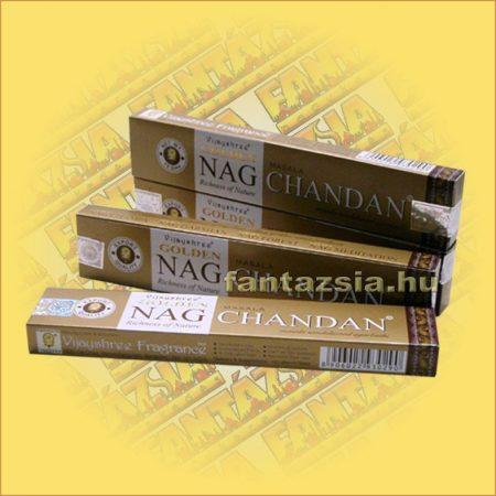 Chandan /Golden Nag Chandan/ Vijayshree masala füstölő
