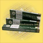 Pacsuli /Golden Nag Patchouli/ Vijayshree masala füstölő
