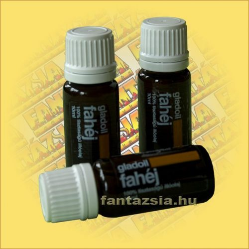 Fahéj illóolaj ( Gladoil-Fleurita-100%-os.)