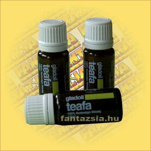 Teafa illóolaj ( Gladoil-Fleurita-100%-os.)