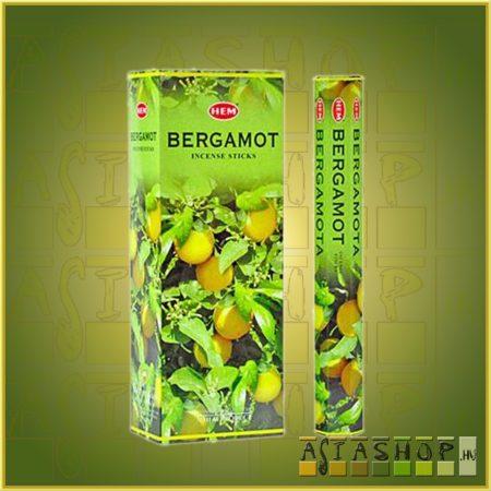 HEM Bergamot/HEM Bergamott illatú indiai füstölő