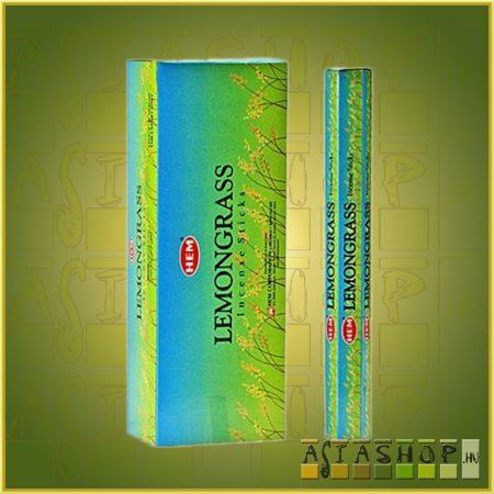 HEM Lemongrass/HEM Citromfű illatú indiai füstölő