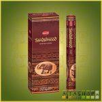 HEM Sandalwood/HEM Szantálfa illatú indiai füstölő