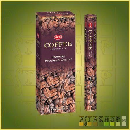 HEM Cofee/HEM Kávé illatú indiai füstölő