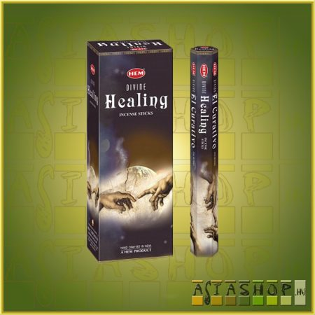 HEM Divine Healing/HEM Isteni gyógyítás indiai füstölő