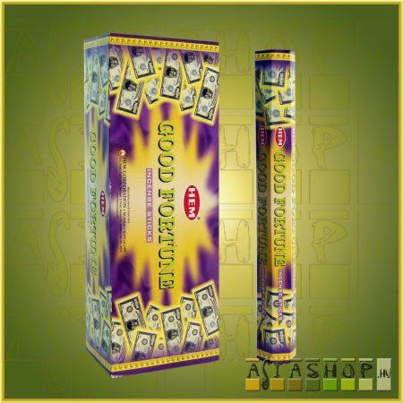 HEM Good Fortune/HEM Jószerencse indiai füstölő