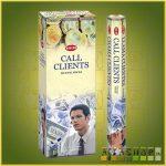 HEM Call Clients/HEM Ügyfélvonzó indiai füstölő