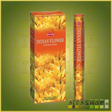 HEM Indian Flower/HEM Indiai Virág illatú indiai füstölő