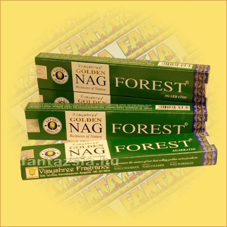 Forest /Golden Nag Forest / Vijayshree masala füstölő