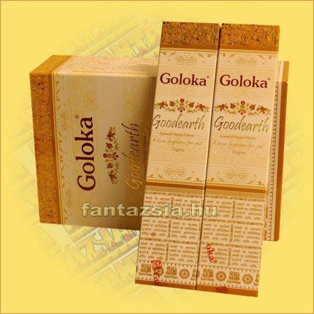 Anyaföld masala füstölő / Goloka Goodearth