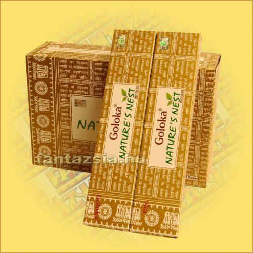 Őstermészet masala füstölő / Goloka Nature's Nest