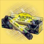 Tulasi Aloe Vera illatú füstölő/Tulasi  Aloe Vera