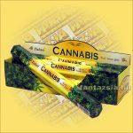 Tulasi Vadkender illatú füstölő/Tulasi Cannabis