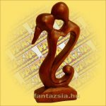Absztrakt Sono Fa Figura 15 cm H