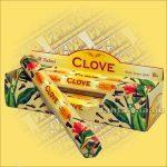 Tulasi Szegfűszeg illatú füstölő/Tulasi Clove