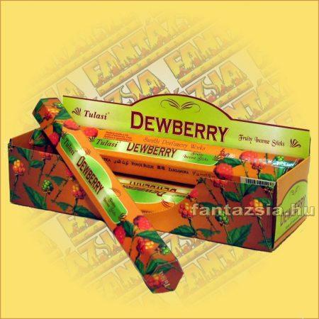 Tulasi Hamvas szeder illatú füstölő/Tulasi Dewberry