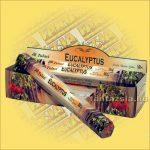 Tulasi Eukaliptusz illatú füstölő/Tulasi Eucalyptus