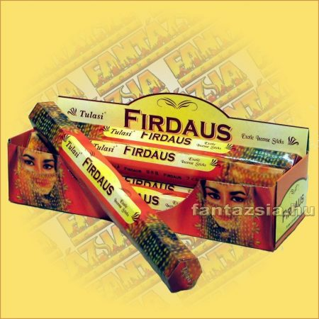 Tulasi Édenkert füstölő/Tulasi Firdaus