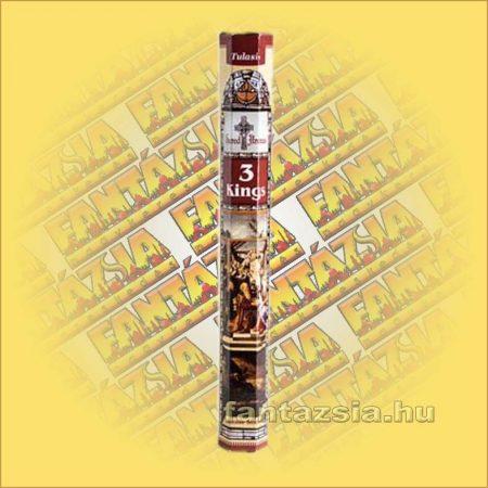 Tulasi Három Királyok füstölő/Tulasi 3 Kings