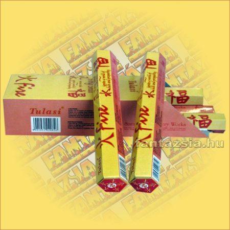 Tűz - Tulasi Feng Shui  füstölő/Tulasi Fire