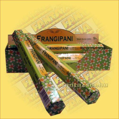 Tulasi Frangipáni (Hawaii rózsa ) illatú füstölő/Tulasi Frangipani
