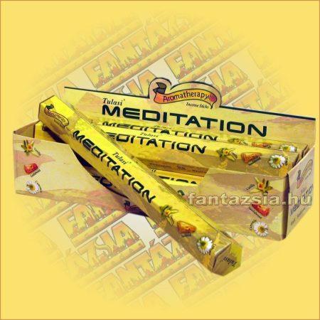 Tulasi Meditáció/Tulasi Aromaterápiás füstölő