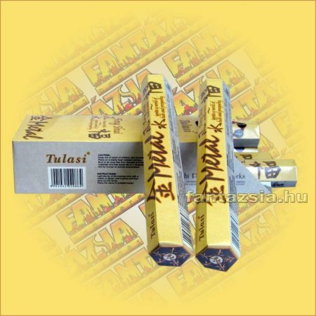 Tulasi Fém /Tulasi Feng Shui füstölő