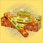 Tulasi Narancs illatú füstölő/Tulasi Orange
