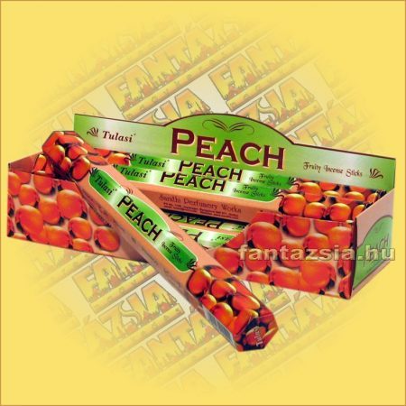 Tulasi Barack illatú füstölő /Tulasi  Peach