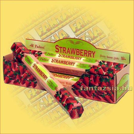 Tulasi Eper illatú füstölő/Tulasi Strawberry